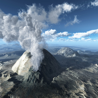 Volcano - Volcano Landforms and Types of Volcanoes