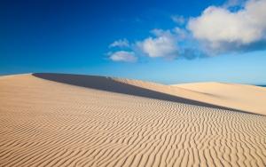 barchan dunes