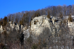 Escarpment.