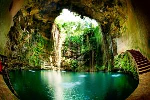 Cenote Landform