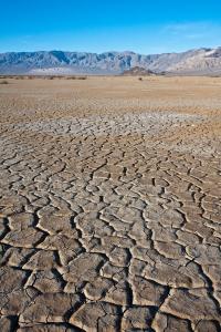 Dry lake Landform